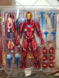 Action Figure Homem de Ferro MK50