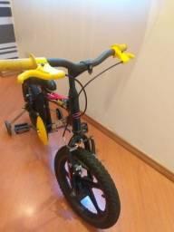 Bicicleta normai infantil