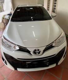 Toyota Yaris Hatch 1.5 Aut flex 2019