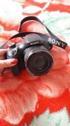 Câmera profissional Sony Lens