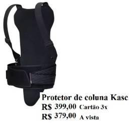 Protetor Coluna X11 Kasc Cervical JL Parts