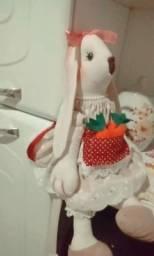 Coelha de pano