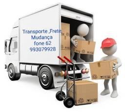 Transporte, Mudança e Frete