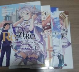 Mangas Re:Zero