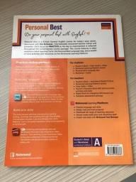 Título do anúncio: Livro personal best a1 beginner student?s book