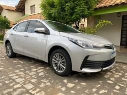 Corolla GLI 2019 18.000km Único dono