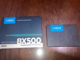 SSD Crucial 240 GB