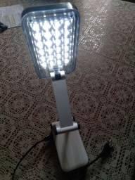 Lanterna dobrável pra escrivaninha