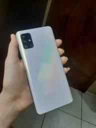 Samsung galaxy A51 troco por iphone