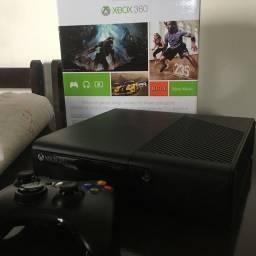 Xbox 360 Extremamente Novo, Barato Destravado