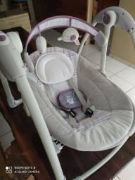Cadeira de balanço bebê