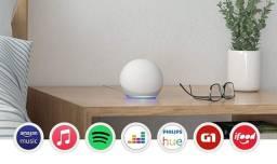 Smart Speaker Amazon Echo Dot 4ª Geração com Alexa ? Branco<br><br>