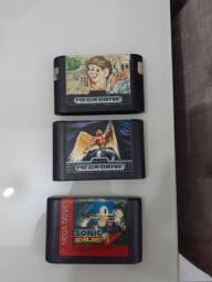 Mega Drive jogos Originais