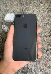 Título do anúncio: iPhone 8 Plus Space gray 64gb
