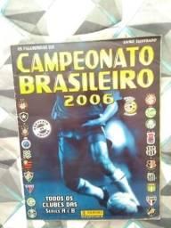 Album Campeonato Brasileiro 2006