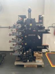 Máquina de Fexografia