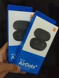 Fones Bluetooth Airdots S Novo Lacrado em até 3x sem juros no cartão.