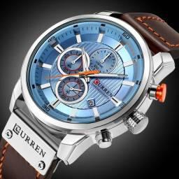 Relógio Curren Original **Promoção e entrega grátis **