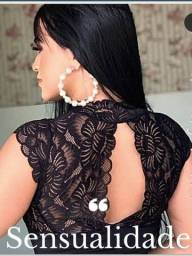 Bory renda sexy luxo P(40) sensual