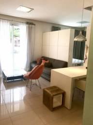 Apartamento para aluguel com 45 metros quadrados com 1 quarto em Itacorubi - Florianópolis