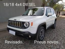 Renegade 4x4 Diesel 18/18