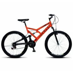 Título do anúncio: Bicicleta colli novíssima na caixa