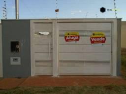 Casa, 59 m² - venda por R$ 165.000,00 ou aluguel por R$ 1.000,00/mês - Residencial Aquário
