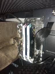 Memória RAM ddr4 xpg 2x8