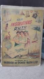 Álbum de  figurinhas  número 1 de 1951
