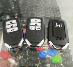 Título do anúncio: Chave presença keyless Honda Civic touring , CR-V 2017 2018.