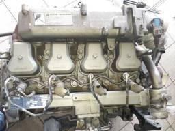 Motor Parcial MWM X12 Eletrônico 4cc Cargo/Volare/VW/Agrale