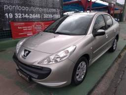 PEUGEOT 207 2012/2013 1.4 XR PASSION 8V FLEX 4P MANUAL