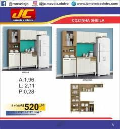 Cozinha completa sheyla na promoção r$520,00 reais