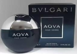Perfume bvlgari aqua 100ml