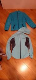 Jaquetas de tamanho 8