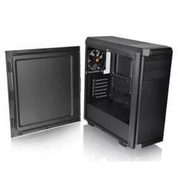 Usado, Gabinete Gamer Thermaltake Tt V100 Preto comprar usado  Serra