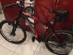 Bicicleta gta aro 26 com 21m troco leia!!