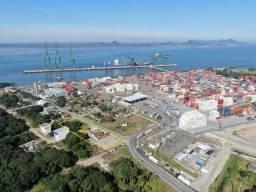 Área em itapoá-sc frente porto