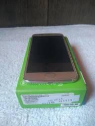 Motorola Moto G5s completo na caixa Aceitamos cartão