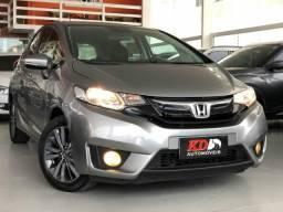 Honda Fit 1.5 EX CVT - 2015
