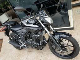 Yamaha mt-03 abs - 2019