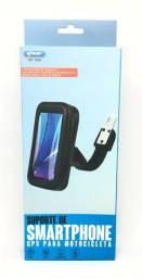 Capa Suporte De Celular Protetora De Chuva Para Moto Novo na Caixa