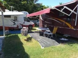 Camping #motorhome#barracas