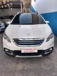 Peugeot 2008 ano 2017 1.6 completo com gnv injetado - 2017