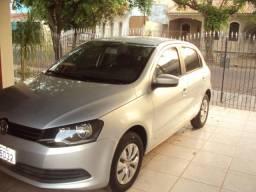 VW/Gol Prata em perfeito estado - 2012