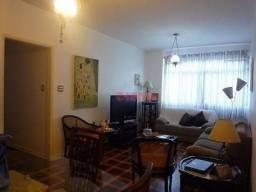 Título do anúncio: Apartamento com 2 dormitórios à venda, 98 m² por R$ 410.000,00 - Campo Grande - Santos/SP