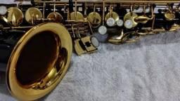 Saxofone alto Janhke Profissional Zero