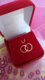 Argolinha de ouro