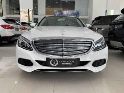 Mercedes-benz c 300 2016/2017 2.0 cgi gasolina avantgarde estate 9g-tronic - 2017