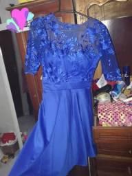Vestido usado uma vez vendo por 50 reais tamanho M veste 38 /40